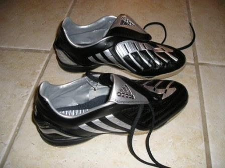 The most uncomfortable soccer shoes on the planet